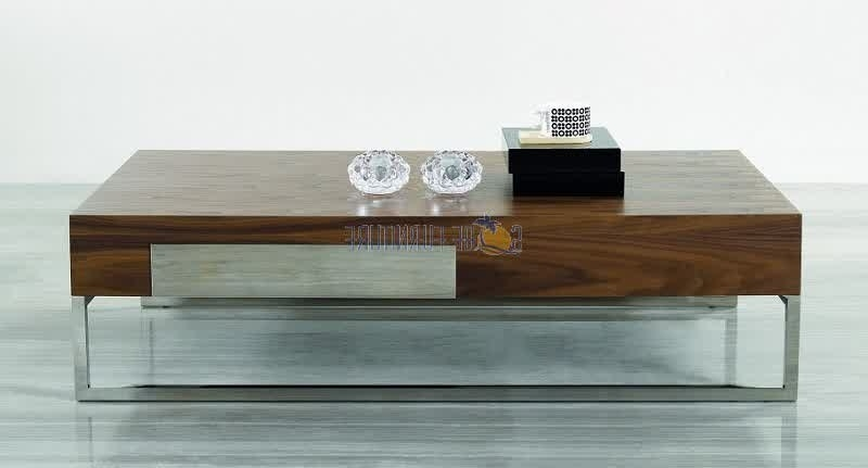 Amazing Modern Rectangular Coffee Table High Quality Furniture most certainly for Quality Coffee Tables (Image 3 of 20)