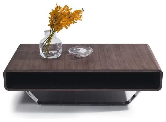 Amazing Modern Rectangular Coffee Table High Quality Furniture properly within Quality Coffee Tables (Image 4 of 20)