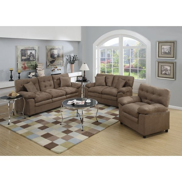 Amazing Sofa Loveseat Set Coja Huntington Italian Leather Sofa good intended for Sofa Loveseat And Chairs (Image 2 of 20)