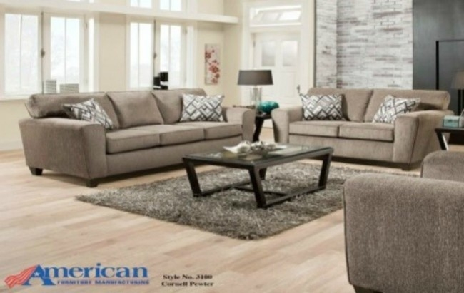 Amazing Sofa Loveseat Set Coja Huntington Italian Leather Sofa well throughout Sofa Loveseat And Chairs (Image 4 of 20)