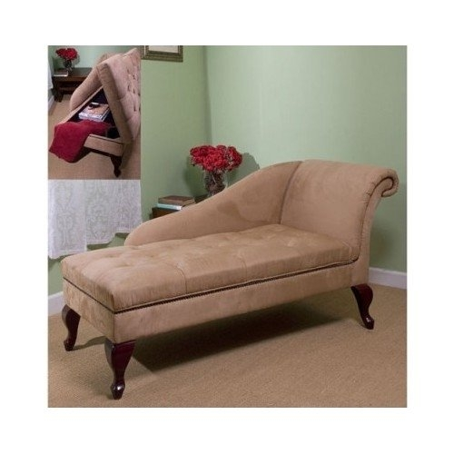 Amazon Chaise Chair Lounge Sofa With Storage For Living Room most certainly with regard to Lounge Sofas And Chairs (Image 6 of 20)
