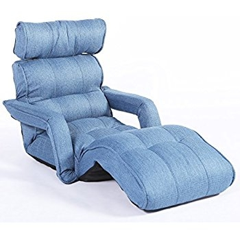 Amazon Giantex Folding Lazy Sofa Chair Stylish Sofa Couch perfectly pertaining to Sofa With Chairs (Image 3 of 20)