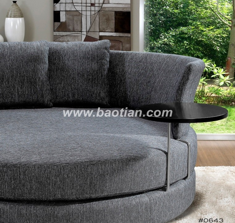 Amercan Style Big Round Seating Fabric Chair Buy Antique Fabric certainly pertaining to Big Round Sofa Chairs (Image 7 of 20)