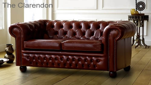 Aniline Leather Sofa The Sofa Collection British Made Leather well inside Aniline Leather Sofas (Image 3 of 20)