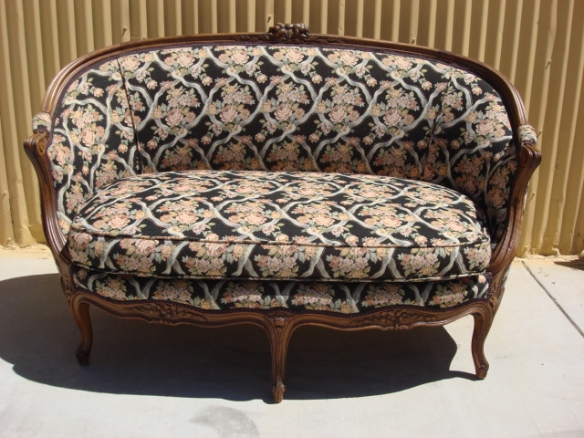 Antique Furniture Antique Sofas Antique Couches Antique Living well within Antique Sofa Chairs (Image 7 of 20)