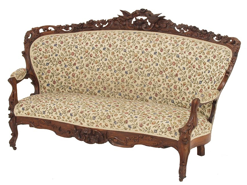 Antique Furniture Victorian Furniture Antique Victorian Furniture very well with Antique Sofa Chairs (Image 9 of 20)