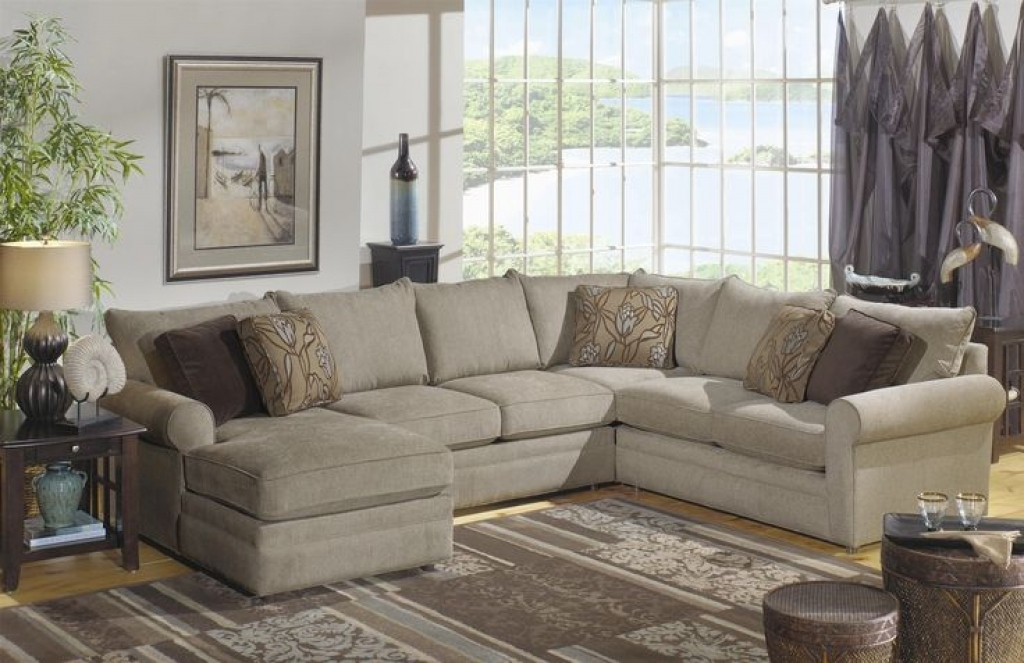 Appealing And Great Craftmaster Sectional Sofa Meant For Home clearly with regard to Craftmaster Sectional Sofa (Image 3 of 20)