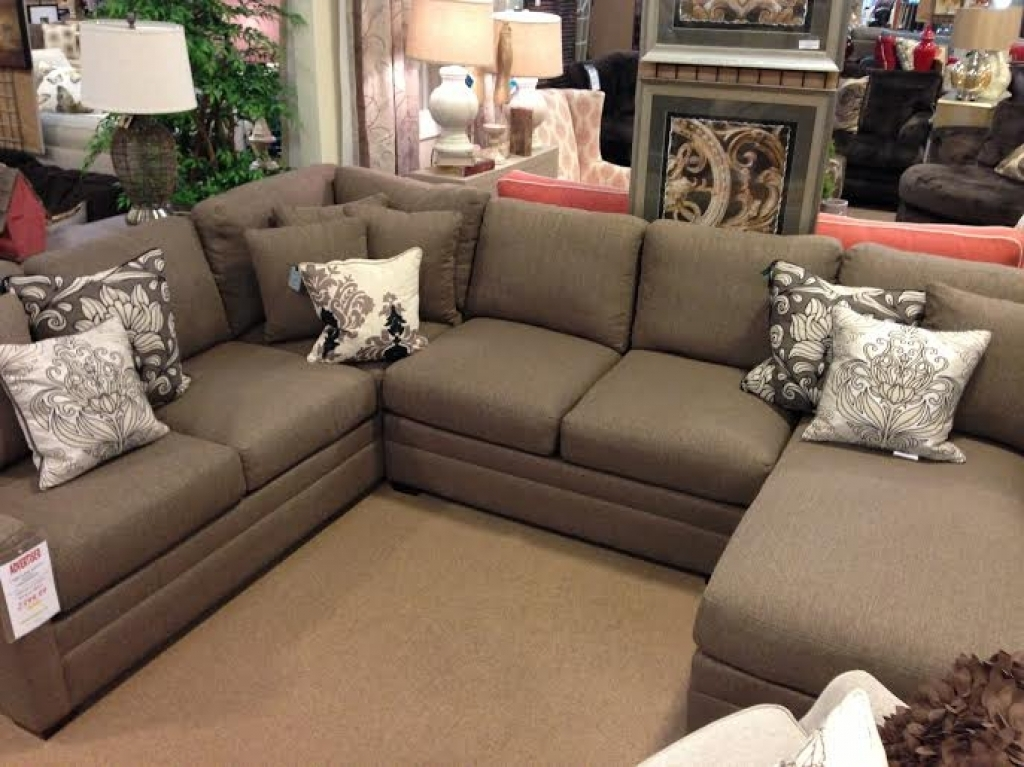 Appealing And Great Craftmaster Sectional Sofa Meant For Home good for Craftmaster Sectional Sofa (Image 5 of 20)