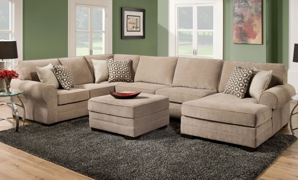 Appealing And Great Craftmaster Sectional Sofa Meant For Home well within Craftmaster Sectional Sofa (Image 6 of 20)