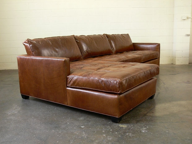 Arizona Leather Furniture Collection The Leather Furniture Blog effectively regarding Vintage Leather Sectional Sofas (Image 6 of 20)