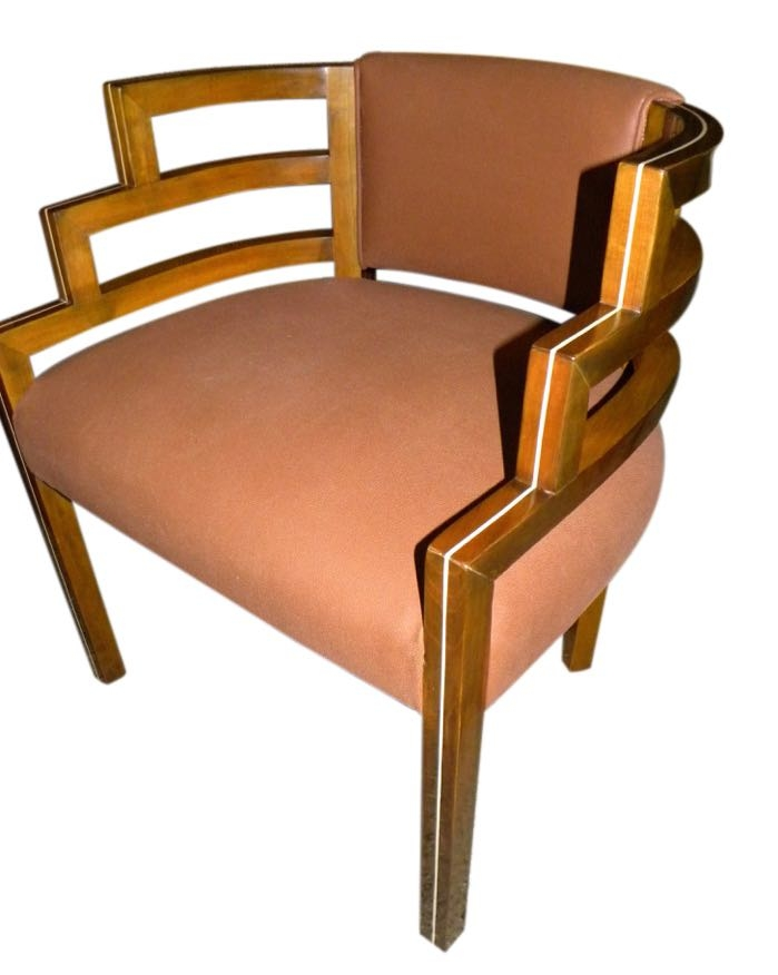 Art Deco Furniture Sold Seating Items Art Deco Collection good pertaining to Art Deco Sofa And Chairs (Image 7 of 20)
