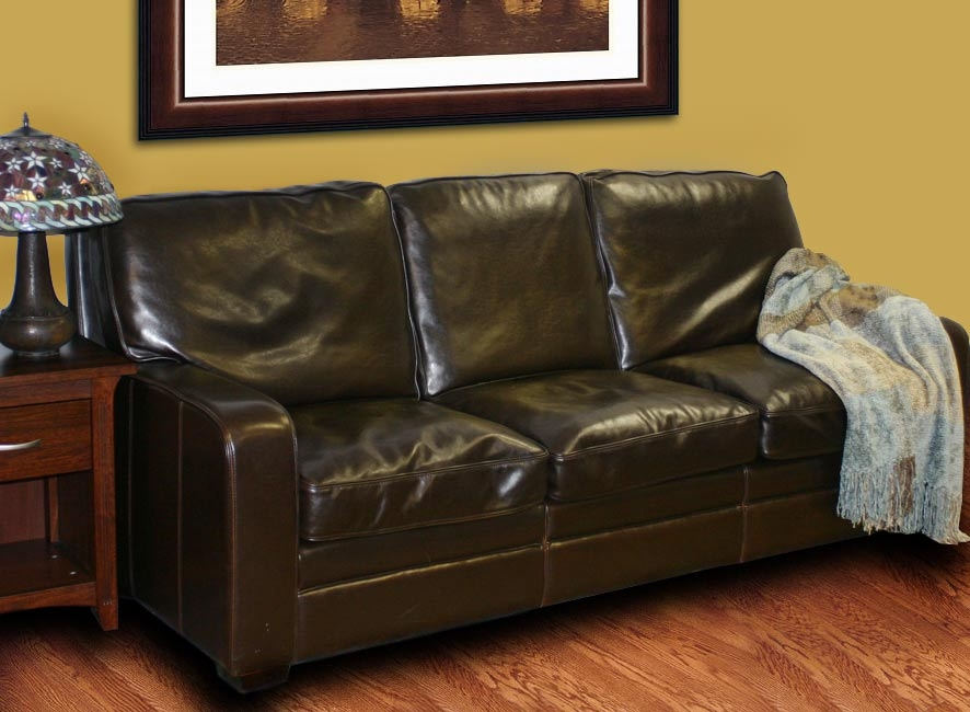 Featured Photo of Aspen Leather Sofas
