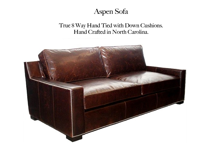 Aspen Leather Sofa Casco Bay Furniture Leathersofa nicely with regard to Aspen Leather Sofas (Image 9 of 20)