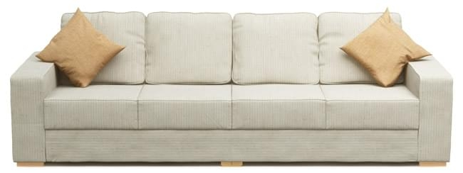 Ato 4 Seat Sofa Large Comfy 4 Seater Sofas Nabru Perfectly Inside 4 Seater Sofas (View 8 of 20)
