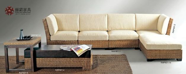 Attractive Modern Rattan Sofa Manufacturersattractive Modern Nicely Throughout Modern Rattan Sofas (View 8 of 20)
