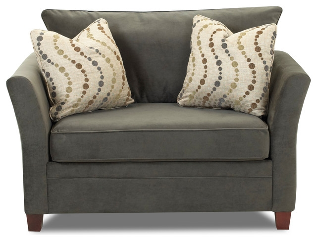 Attractive Sleeper Sofa Furniture Twin Chair Bed Sleeper With properly throughout Twin Sofa Chairs (Image 3 of 20)