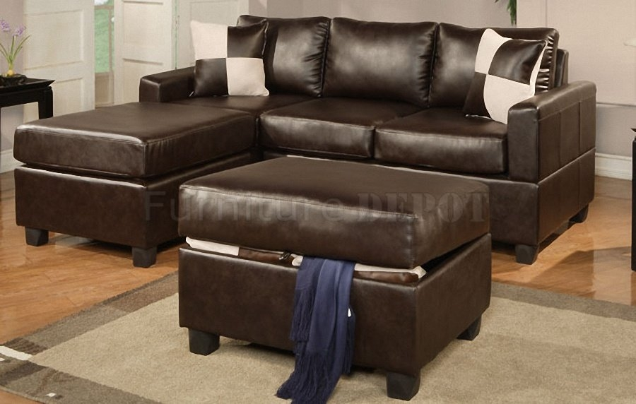 Attractive Small Sectional Leather Sofa Slumberland Sectionals very well inside Small Sectional Sofa (Image 4 of 20)