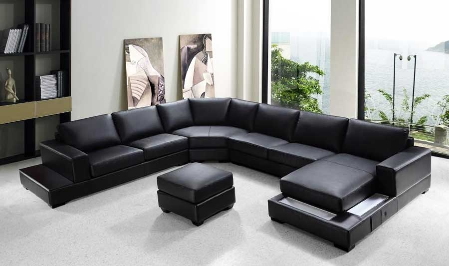 Atwood Bisectional Grand Torino Reclining Sectional Rio Effectively Inside Big Sofas Sectionals (Photo 18 of 20)