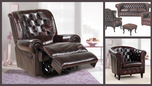 Australias Best Value Living Room Furniture And Lounge Suites most certainly for Chesterfield Recliners (Image 3 of 20)