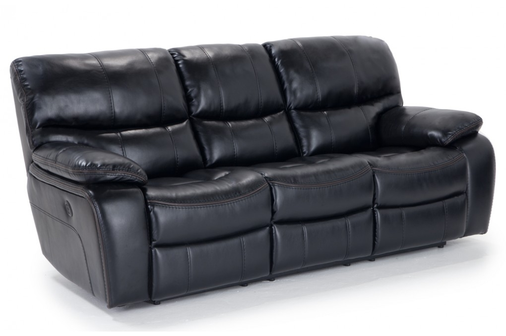 Avenger Power Reclining Sofa Bobs Discount Furniture effectively for Recliner Sofa Chairs (Image 3 of 20)