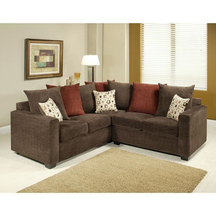 Awesome Apartment Sized Sectionals Pictures A Sectional Couch May Most Certainly Intended For Small 2 Piece Sectional Sofas (View 4 of 20)