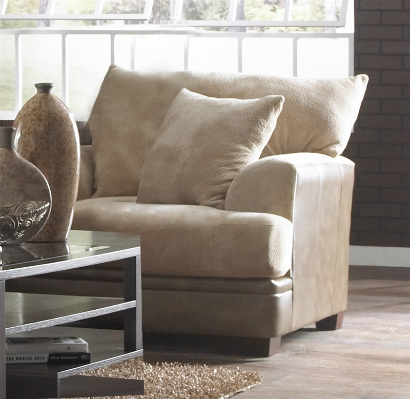 Ashley Furniture Redding Ca: Best 20+ Of Oversized Sofa Chairs