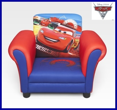 Bbr Ba Rakuten Global Market Delta Disney Pixar Cars 2 Club properly in Disney Sofa Chairs (Image 6 of 20)