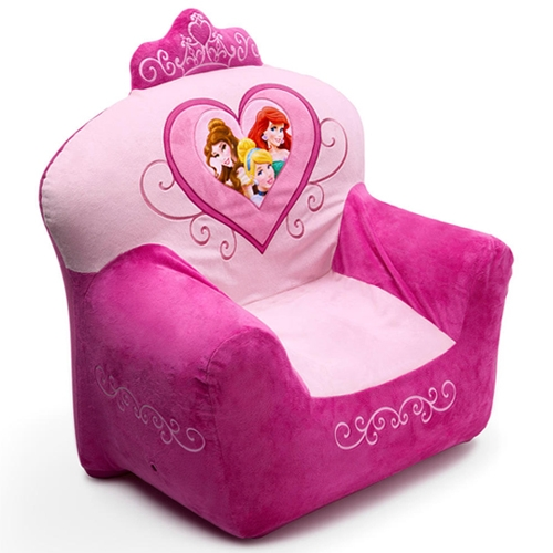 Bbr Ba Rakuten Global Market Delta Disney Princess Club effectively intended for Children Sofa Chairs (Image 6 of 20)
