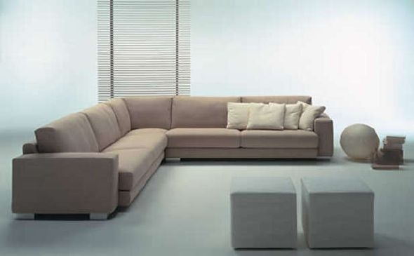 Beautiful Contemporary Sectional Couch Cado Modern Furniture Agata properly with regard to Modern Sofas Sectionals (Image 5 of 20)