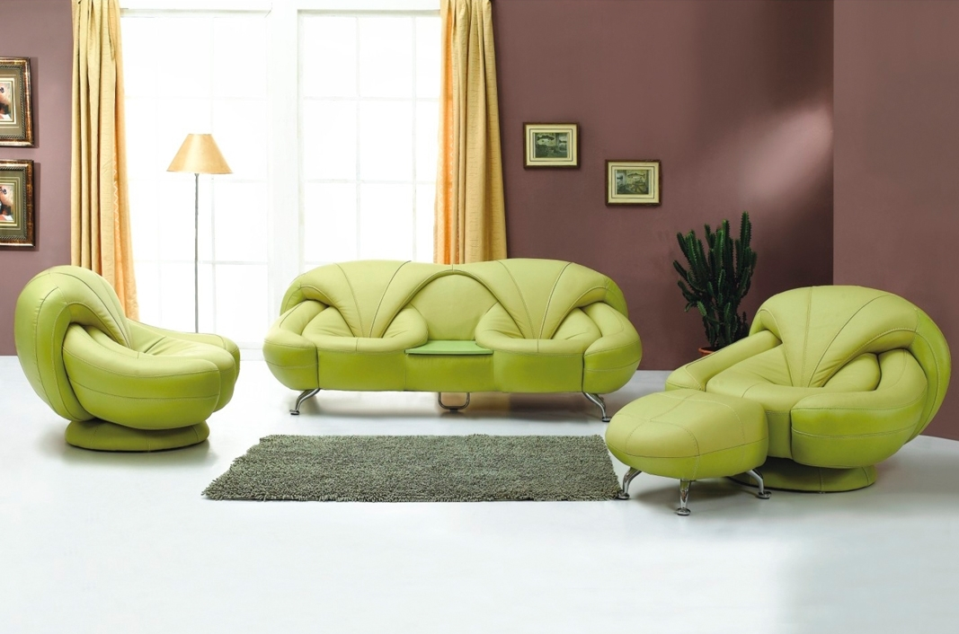 Beautiful Modern Unique Stylish Sofa Furniture Designs perfectly intended for Contemporary Sofa Chairs (Image 2 of 20)