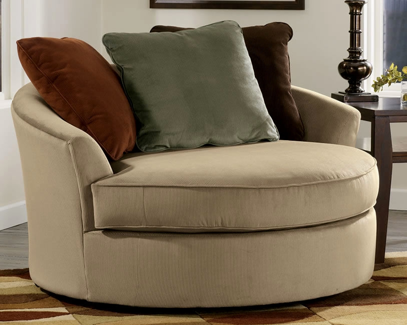 20 Best Ideas Of Round Sofa Chair