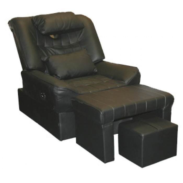 Beauty Salon Furniture Foot Sofa Bed Foot Massage Set Model W 31b clearly inside Foot Massage Sofa Chairs (Image 2 of 20)