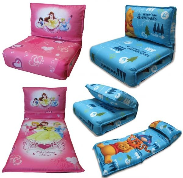 Bedroom Mickey Mouse Kids Sofa Delta Children Disney Intended For well for Childrens Sofa Bed Chairs (Image 5 of 20)