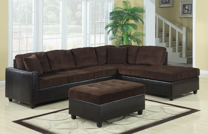 Bedroomdiscounters Sectional Sofa Sets effectively pertaining to Leather L Shaped Sectional Sofas (Image 2 of 20)