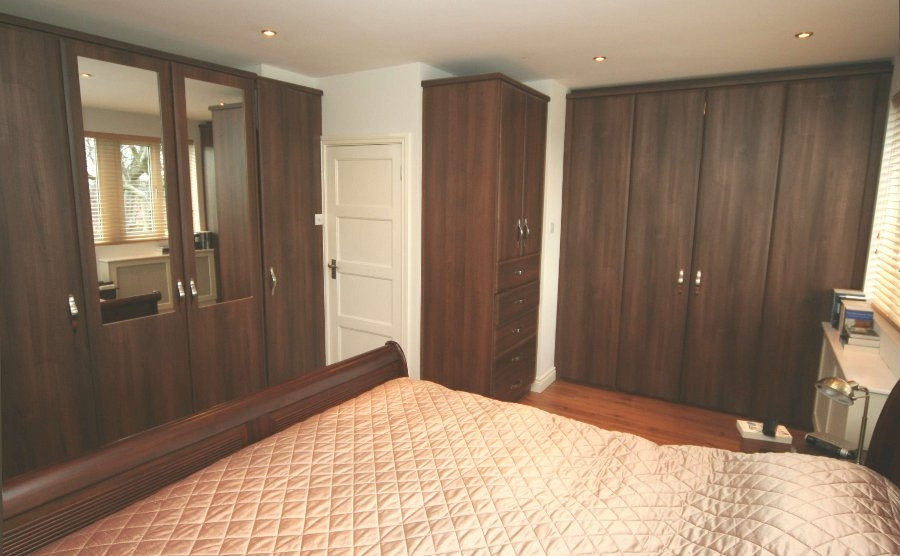 Bedrooms Paul James Co Donegal Ireland well with Fitted Wooden Wardrobes (Image 24 of 30)