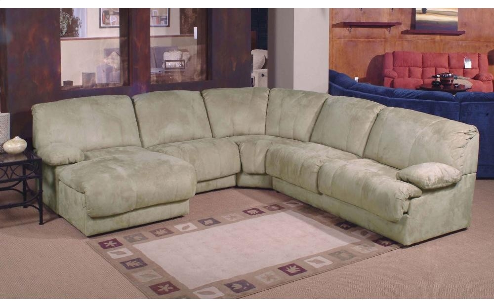 Berkline Style 496 Plush Sectional With Deep Padding And 2 Over 2 nicely regarding Berkline Sectional Sofa (Image 7 of 20)