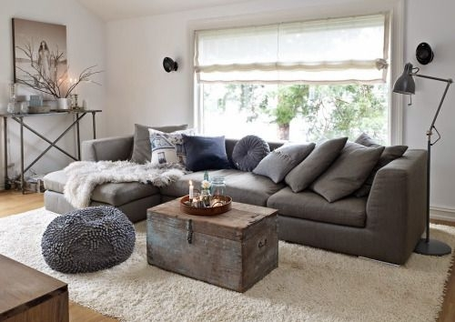 Best 10 Charcoal Couch Ideas On Pinterest Charcoal Sofa Dark most certainly for Charcoal Grey Sofas (Image 3 of 20)
