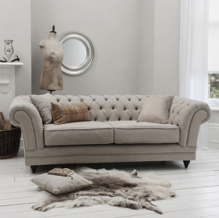Best 10 Chesterfield Living Room Ideas On Pinterest Perfectly Intended For Chesterfield Sofa And Chairs (View 3 of 20)