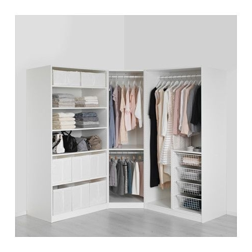 Best 10 Corner Wardrobe Ideas On Pinterest Corner Wardrobe perfectly intended for Double Rail Wardrobes Ikea (Image 9 of 30)