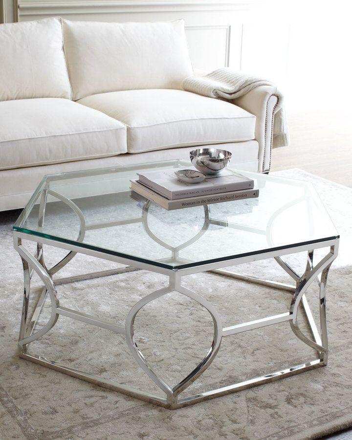 Best 10 Glass Coffee Tables Ideas On Pinterest Gold Glass very well for Glass Coffee Tables (Image 7 of 20)