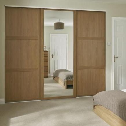 Best 10 Sliding Mirror Wardrobe Doors Ideas On Pinterest properly inside Solid Wood Fitted Wardrobe Doors (Image 19 of 30)