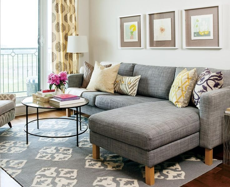 Best 10 Small Sectional Sofa Ideas On Pinterest Couches For effectively for Condo Sectional Sofas (Image 3 of 20)