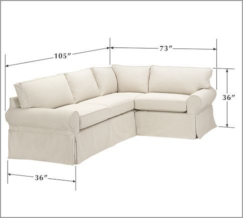 Best 10 Small Sectional Sofa Ideas On Pinterest Couches For Properly Throughout Small 2 Piece Sectional Sofas (View 6 of 20)