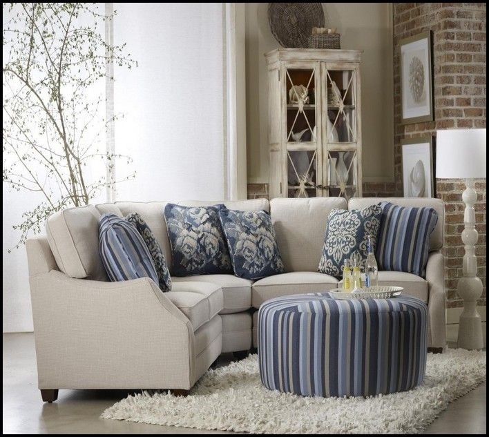 Best 10 Small Sectional Sofa Ideas On Pinterest Couches For very well inside Condo Sectional Sofas (Image 5 of 20)