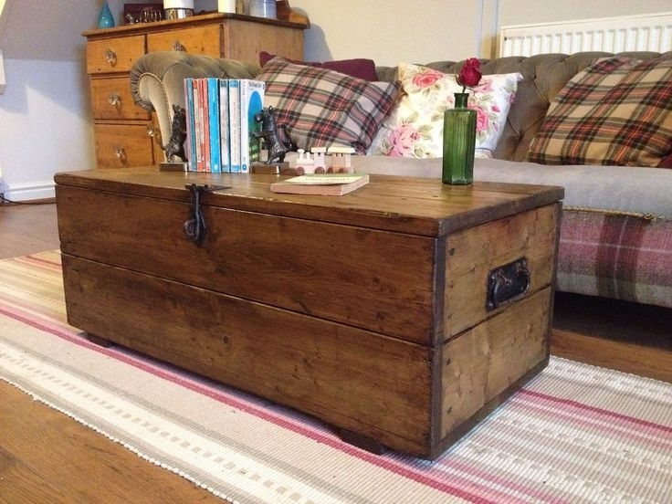 Best 20 Chest Coffee Tables Ideas On Pinterest Used Coffee definitely in Dark Wood Chest Coffee Tables (Image 2 of 20)