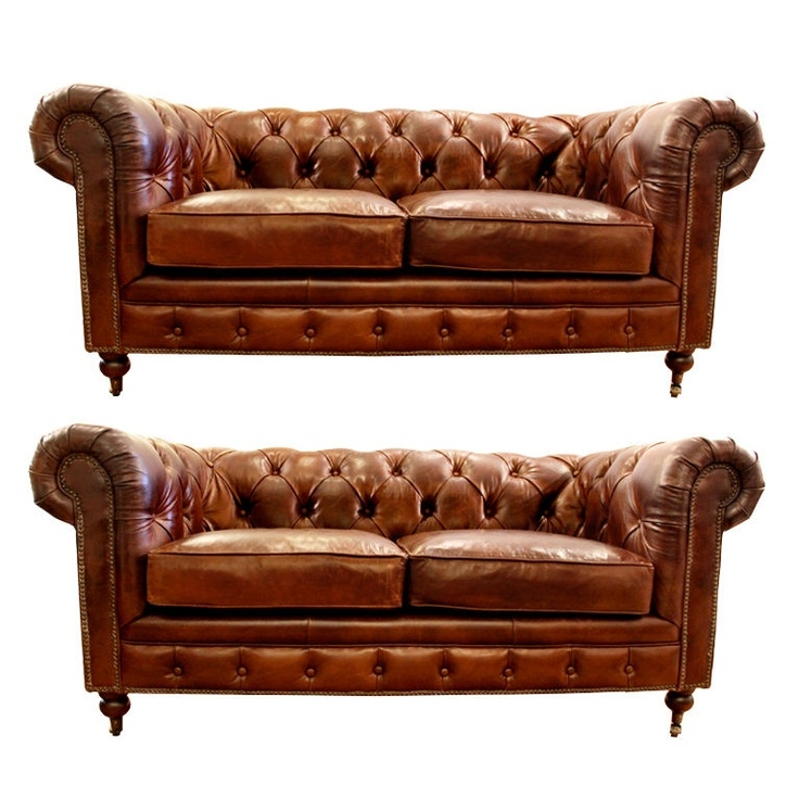 Best 20 Chesterfield Sofas Ideas On Pinterest Chesterfield Definitely For Small Chesterfield Sofas (View 9 of 20)