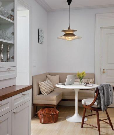 Popular Photo of Corner Seating Ideas