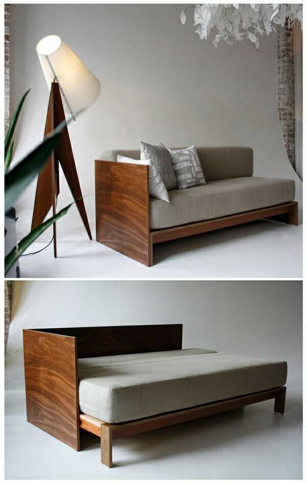 Best 20 Diy Sofa Ideas On Pinterest Diy Couch Rustic Sofa And definitely regarding Diy Sleeper Sofa (Image 5 of 20)
