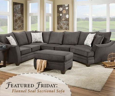 Best 20 Gray Sectional Sofas Ideas On Pinterest Family Room most certainly throughout Gray Leather Sectional Sofas (Image 3 of 20)