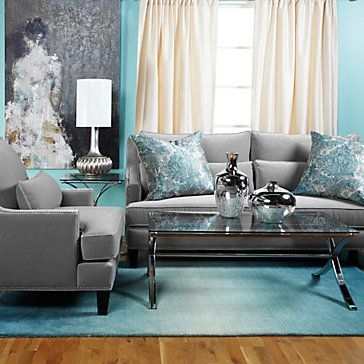 Best 20 Grey Sofa Bed Ideas On Pinterest Comfy Sofa Sofa And very well inside Grey Sofa Chairs (Image 7 of 20)